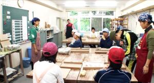 教育実習11陶工